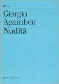 Nudità (8874521510) by Giorgio Agamben