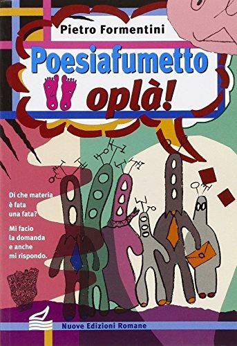9788874570508: Poesiafumetto oplà!.
