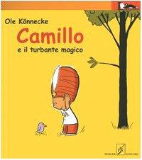 9788874590087: Camillo e il turbante magico