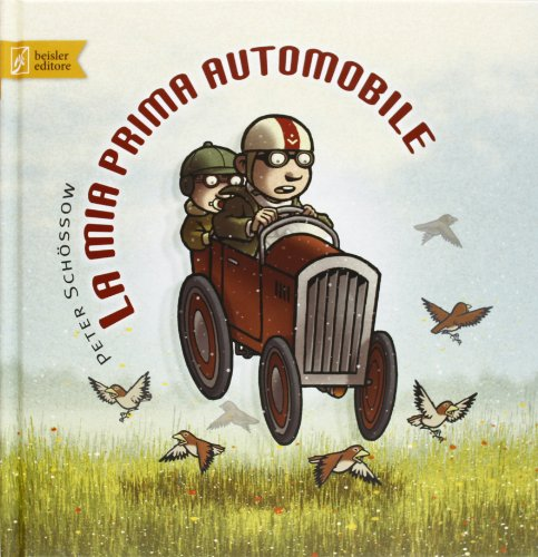 9788874590223: La mia prima automobile. Ediz. illustrata