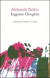 9788874622153: Eugenio Oneghin
