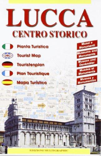 9788874651139: Lucca centro storico