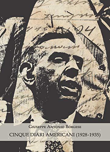 9788874680542: Cinque diari americani (1928-1935)