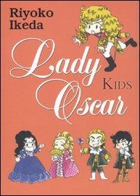 9788874712458: Lady Oscar kids: 1 (Ronin manga)