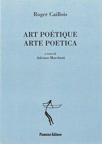 9788874721009: Art poètique-Arte poetica