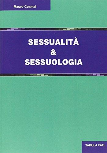 Sessualità e sessuologia: Mauro Cosmai
