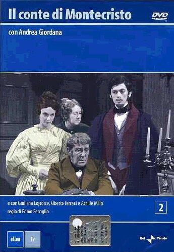 9788874760398: Il Conte Di Montecristo (1966) #02 [Import italien]