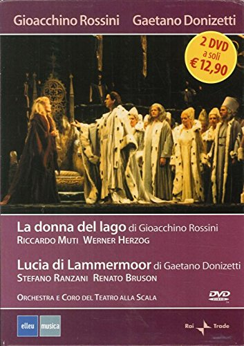9788874763504: Donna del Lago - Lucia di Lammermoor. [DVD].