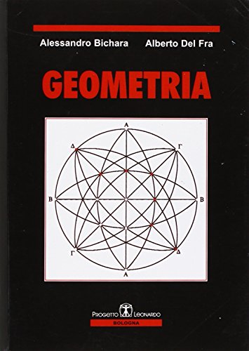 9788874881161: Geometria