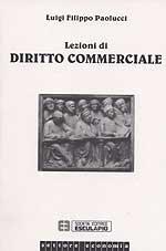 Lezioni di diritto commerciale: Luigi F. Paolucci
