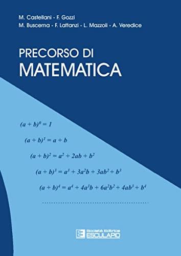 9788874882267: Precorso di matematica