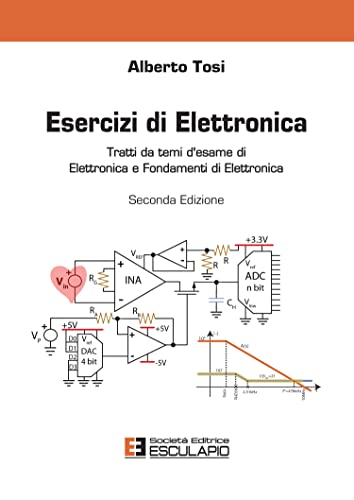 9788874884278: Esercizi di elettronica. Tratti da temi d'esame di elettronica e fondamenti di elettronica