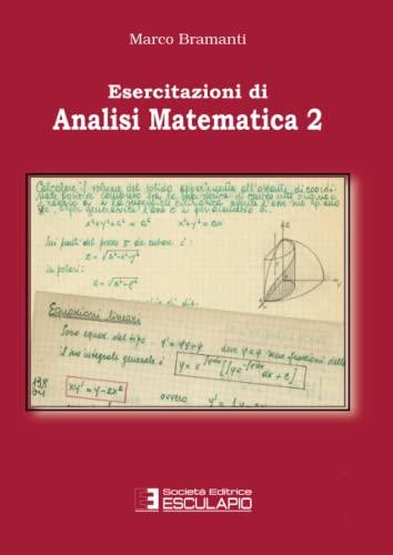 9788874884827: Esercitazioni di analisi matematica 2