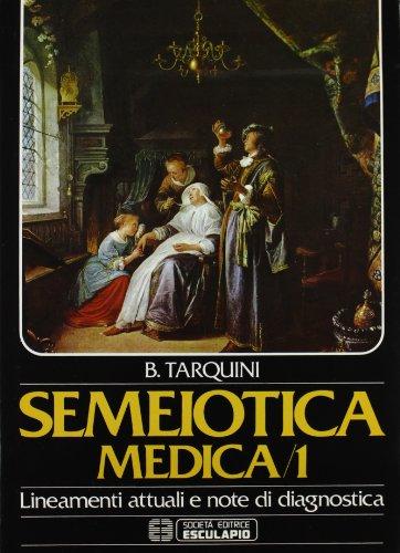 Semeiotica medica: Tarquini, B.