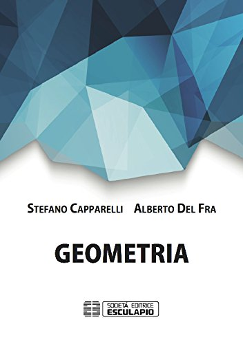 9788874888856: Geometria