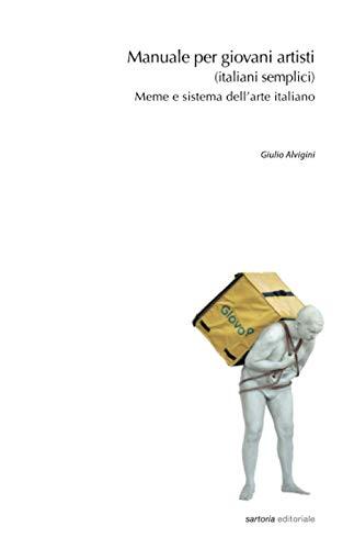 9788874902910: Manuale per giovani artisti (italiani semplici)