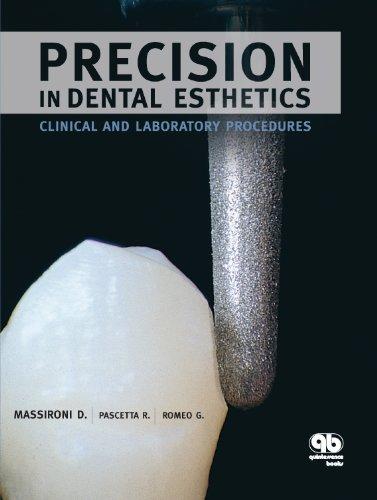 9788874920112: Precision In Dental Esthetics: Clinical Procedures