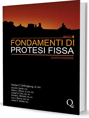9788874921980: FONDAMENTI DI PROTESI FISSA