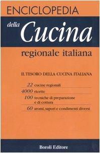 Enciclopedia della cucina italiana abebooks - Cucina regionale italiana ...