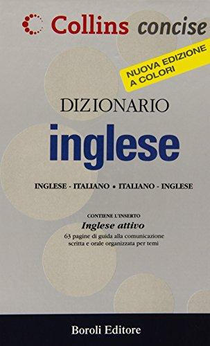 9788874932924: Dizionario inglese. Inglese-italiano, italiano-inglese