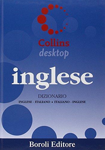 9788874937073: Inglese. Dizionario inglese-italiano, italiano-inglese