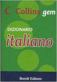 9788874937271: Dizionario italiano