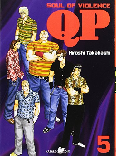 QP. Soul of Violence Vol. 5