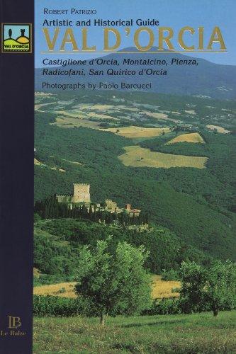Guida ai centri storici della Val d'Orcia.: Patrizio, Robert