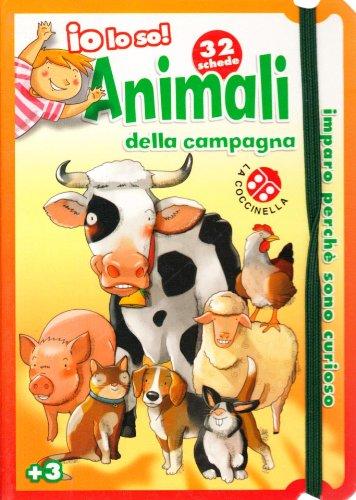 Animali della campagna: Alberto Stefani; Emanuela