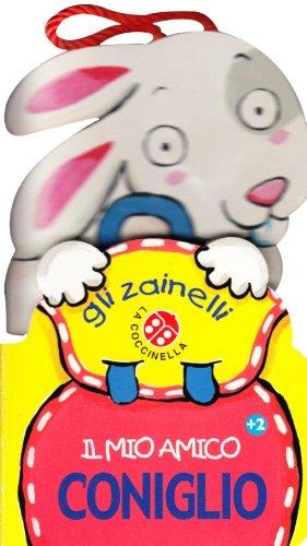 9788875484378: Il mio amico coniglietto. Ediz. illustrata