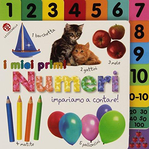 I miei primi numeri (8875484600) by La Coccinella