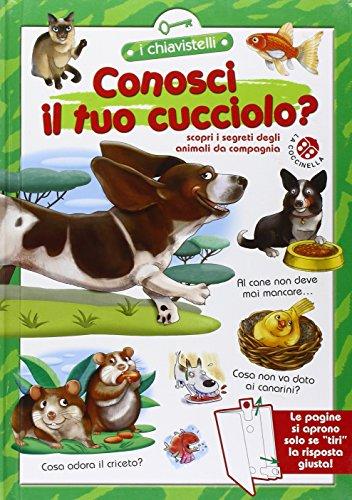 Conosci il tuo cucciolo?: Alberto Stefani; Gabriele