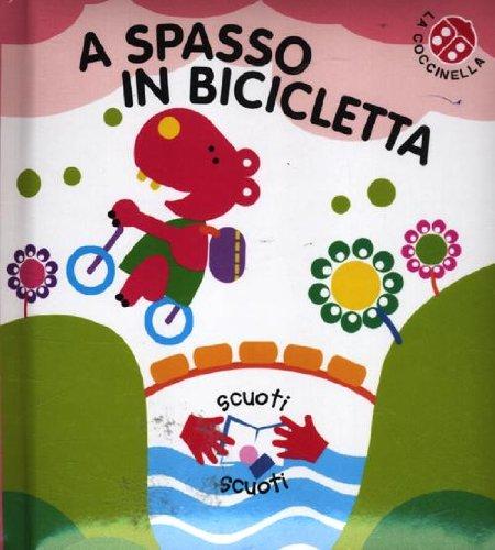 9788875487584: A spasso in bicicletta