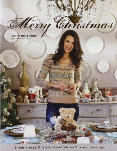 9788875501013: Merry Christmas (Luxury living)