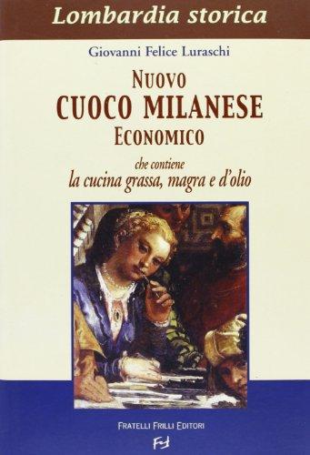 Nuovo Cuoco Milanese III edizione - Luraschi, Giovanni Felice