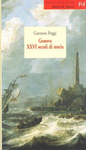 9788875631734: Genova. 26 secoli di storia