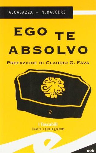 9788875632151: Ego te absolvo
