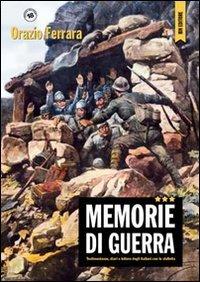 Memorie di guerra: Ferrara, Orazio
