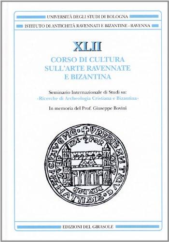 Corso di cultura sull'arte ravennate e bizantina