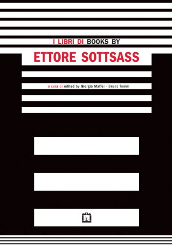 Books by Ettore Sottsass (English and Italian Edition): Sottsass, Ettore