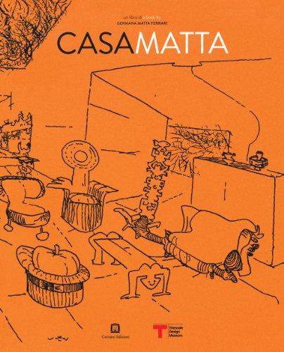 9788875703493: Roberto Matta: Casa Matta