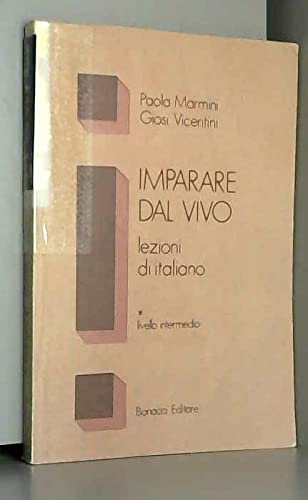 Imparare Dal Vivo - Level 1: Student's: Vicentini