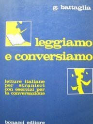 9788875730703: Leggiamo E Conversiamo (Italian Edition)