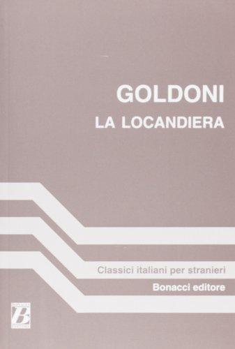 La Locandiera (a Cura Di M C: Goldoni