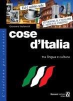 9788875733506: Cose d'Italia. Tra lingua e cultura (L'italiano per stranieri)