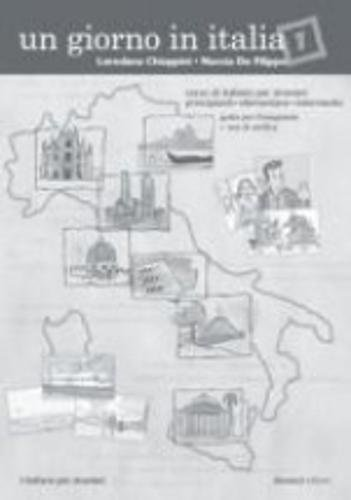 9788875733759: Un Giorno in Italia: Guida Per L'Insegnante 1 + Test DI Verifica (Italian Edition)