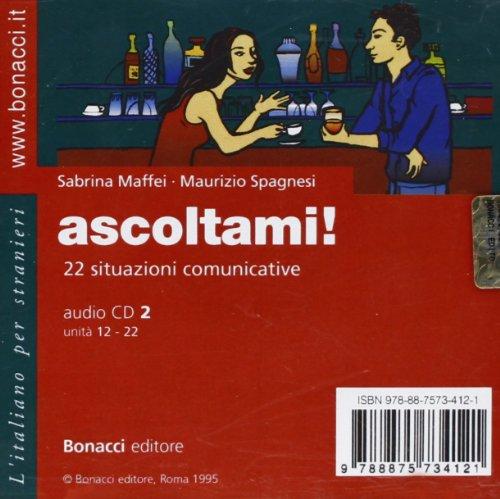 9788875734121: Ascoltami!: CDs (2)