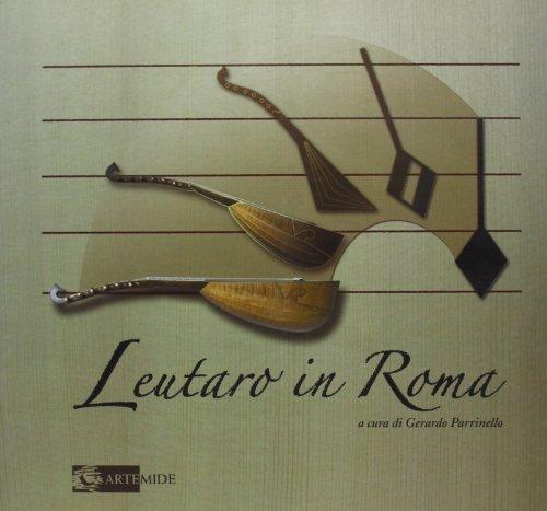 9788875750923: Leutaro in Roma