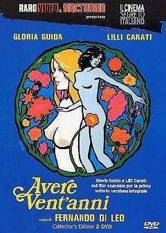 9788875840372: Avere Vent'anni (To Be Twenty) [DVD]