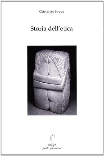 9788875880118: Storia dell'etica